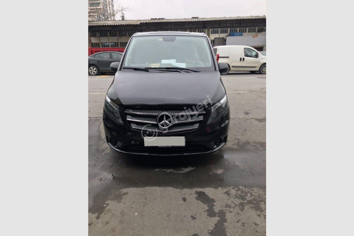 Mercedes - Benz Vito Beşiktaş Kiralık Araç 4. Fotoğraf