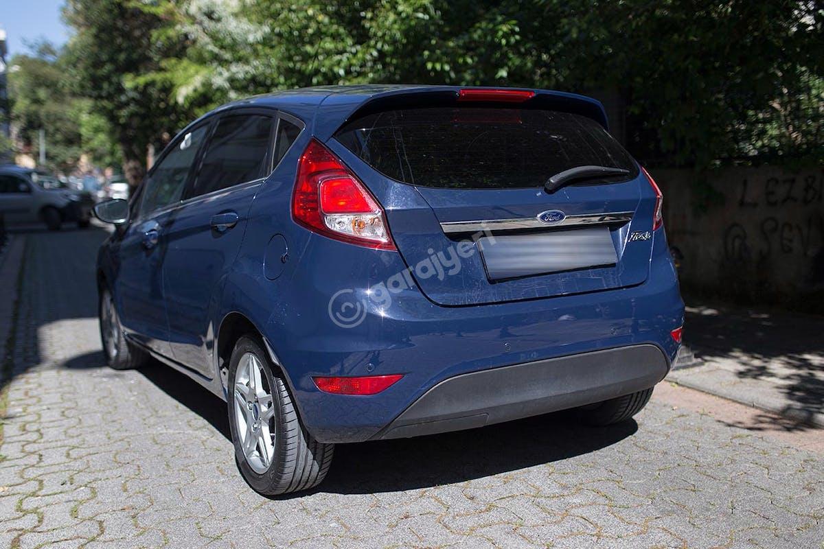 Ford Fiesta Beylikdüzü Kiralık Araç 5. Fotoğraf