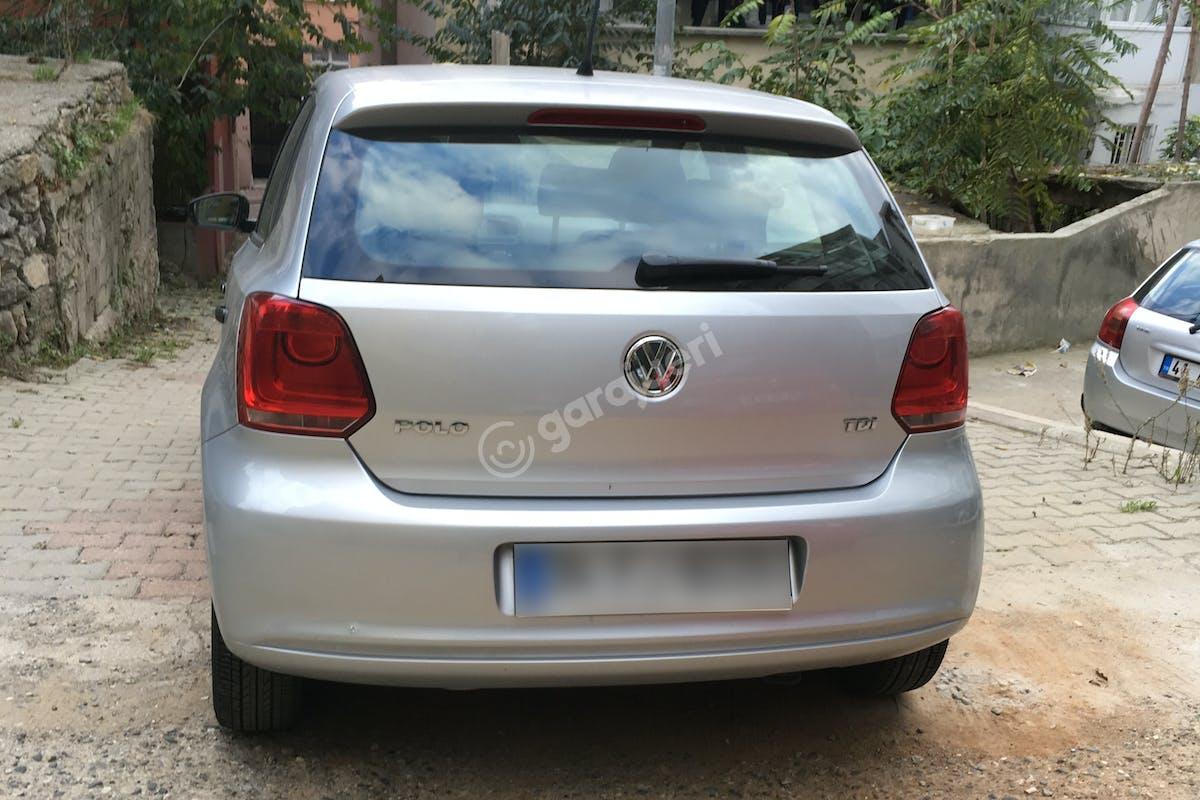 Volkswagen Polo Üsküdar Kiralık Araç 3. Fotoğraf