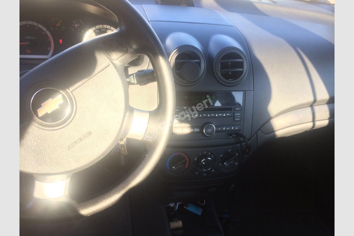 Chevrolet Aveo Yenimahalle Kiralık Araç 4. Fotoğraf