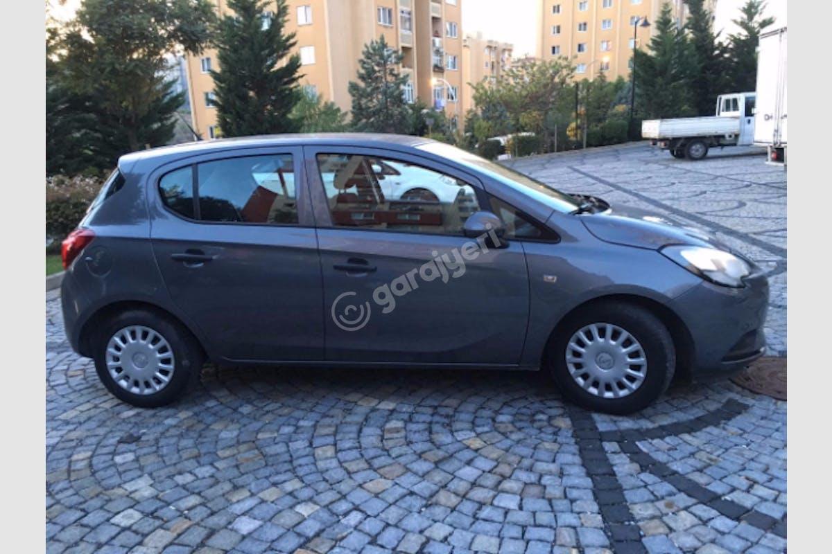 Opel Corsa Başakşehir Kiralık Araç 4. Fotoğraf