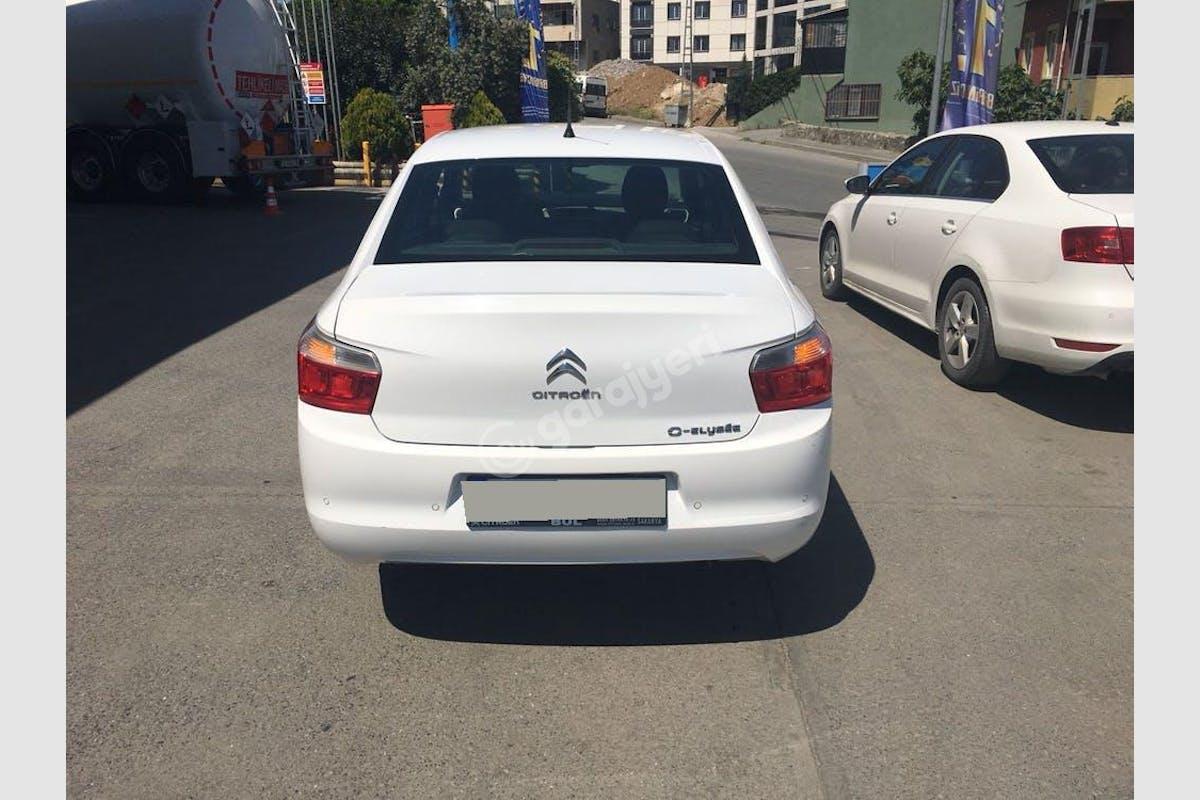Citroën C-Elysee Üsküdar Kiralık Araç 3. Fotoğraf