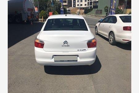 Kiralık Citroën C-Elysee 2016 , İstanbul Üsküdar