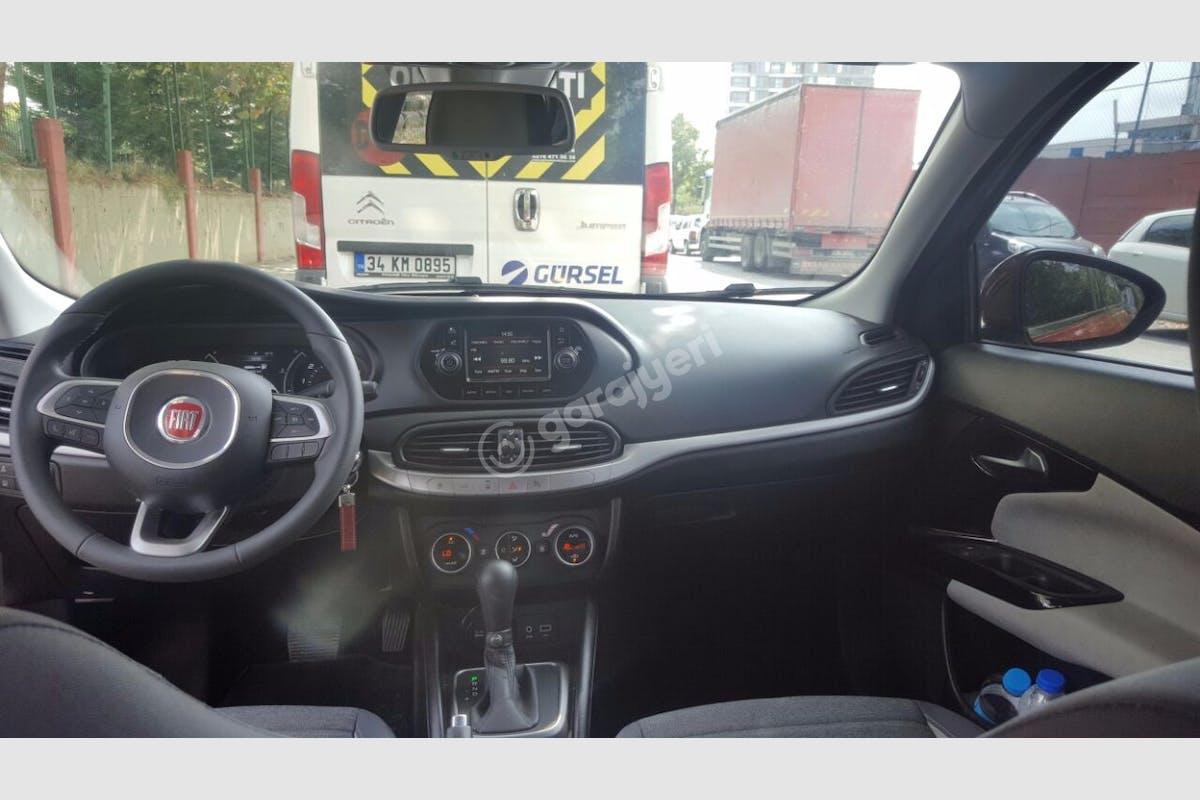 Fiat Egea Küçükçekmece Kiralık Araç 4. Fotoğraf