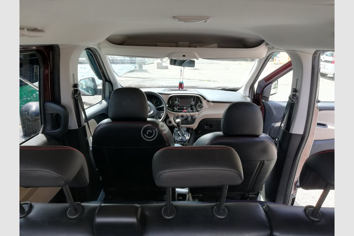 Fiat Doblo Küçükçekmece Kiralık Araç 4. Fotoğraf