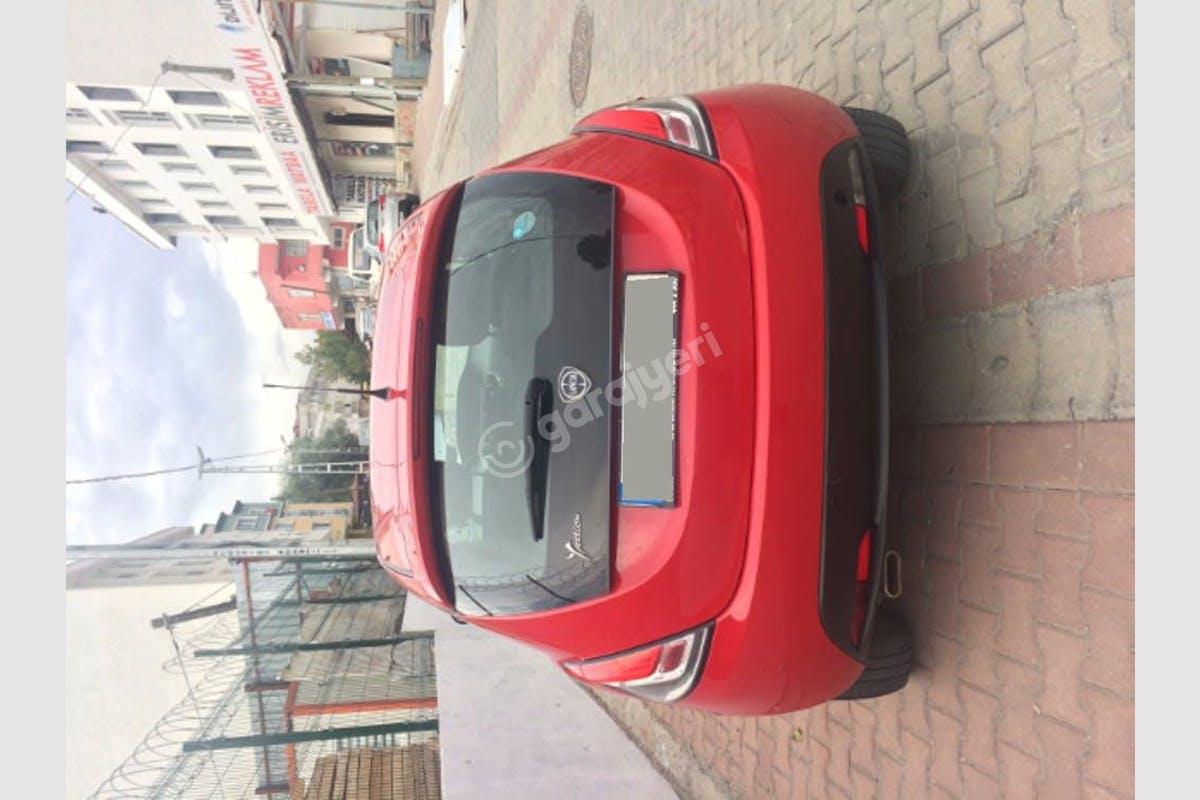 Lancia Ypsilon Fatih Kiralık Araç 3. Fotoğraf