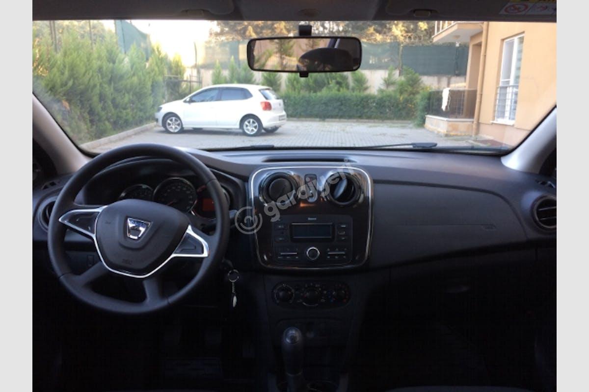 Dacia Sandero Osmangazi Kiralık Araç 3. Fotoğraf