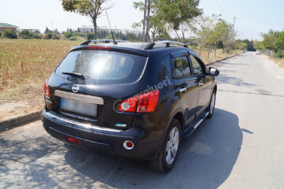Nissan Qashqai Pendik Kiralık Araç 5. Fotoğraf