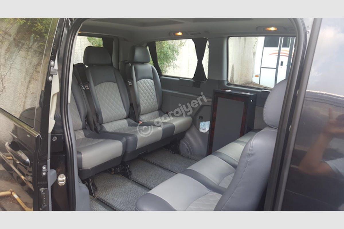 Mercedes - Benz Viano Ortahisar Kiralık Araç 4. Fotoğraf