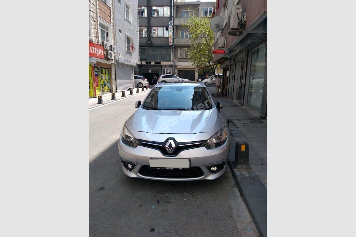 Renault Fluence Bayrampaşa Kiralık Araç 2. Fotoğraf