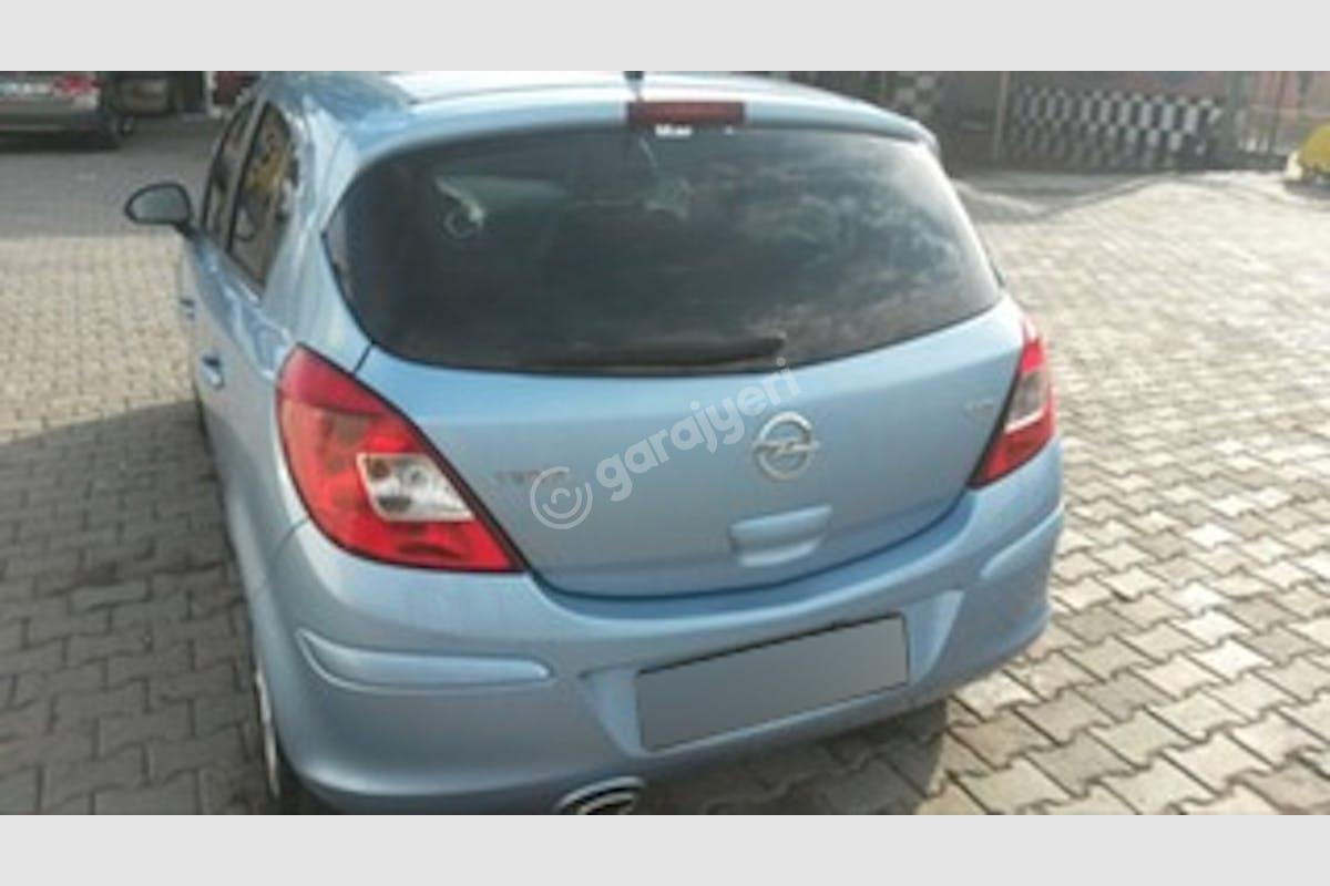 Opel Corsa Eyüp Kiralık Araç 5. Fotoğraf