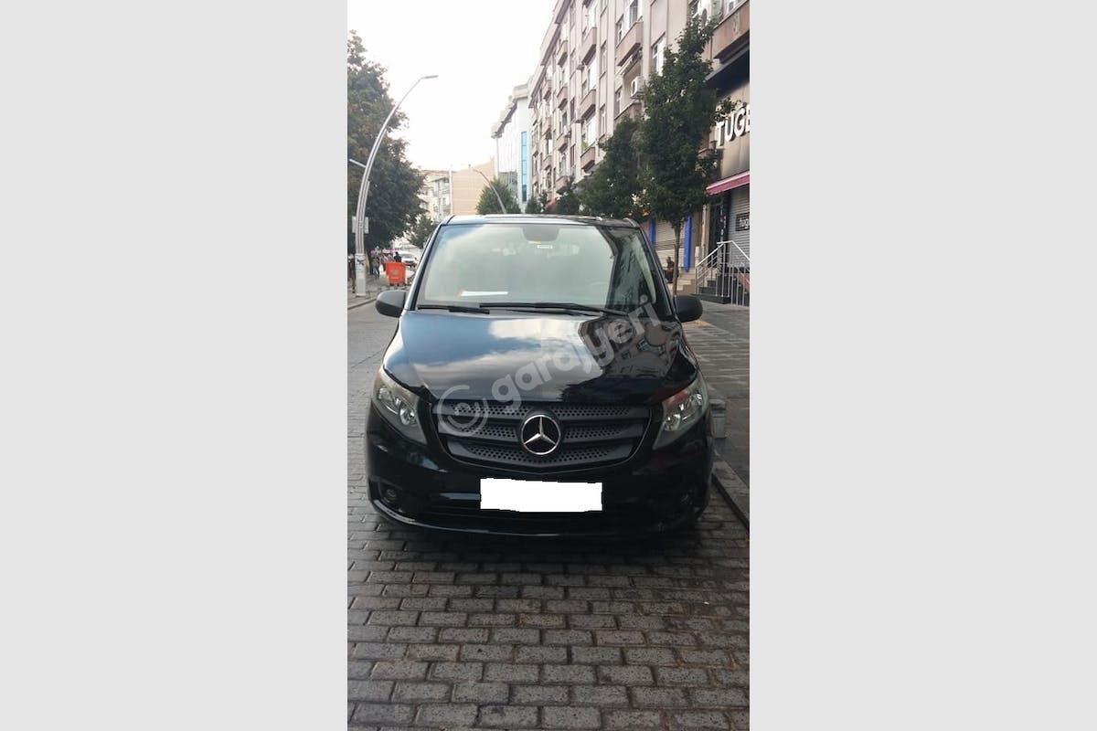 Mercedes - Benz Vito Zeytinburnu Kiralık Araç 8. Fotoğraf