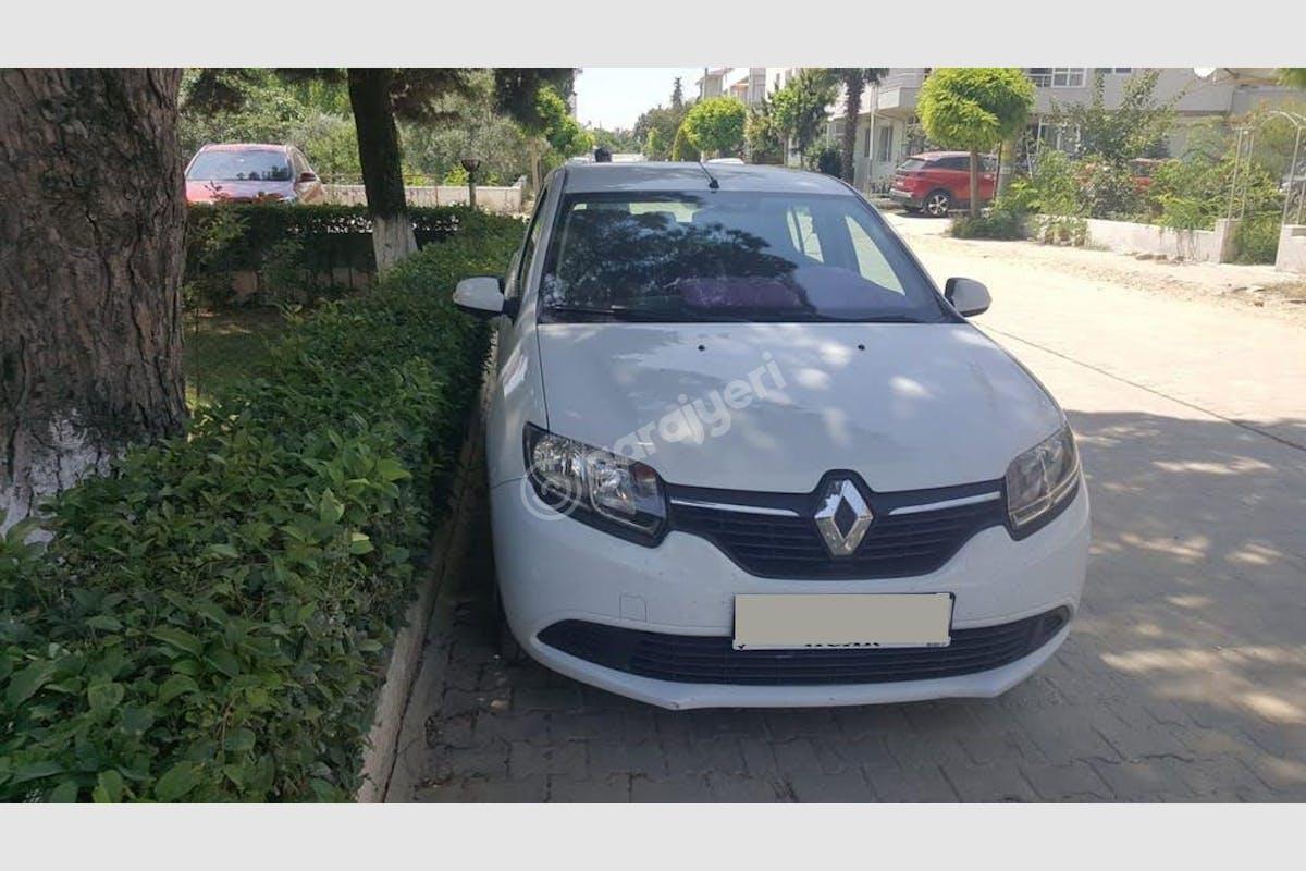 Renault Symbol Eyüp Kiralık Araç 3. Fotoğraf