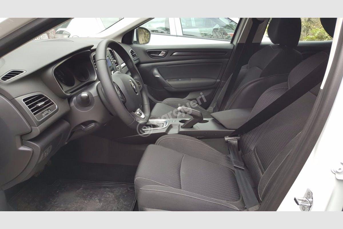 Renault Megane Fatih Kiralık Araç 6. Fotoğraf