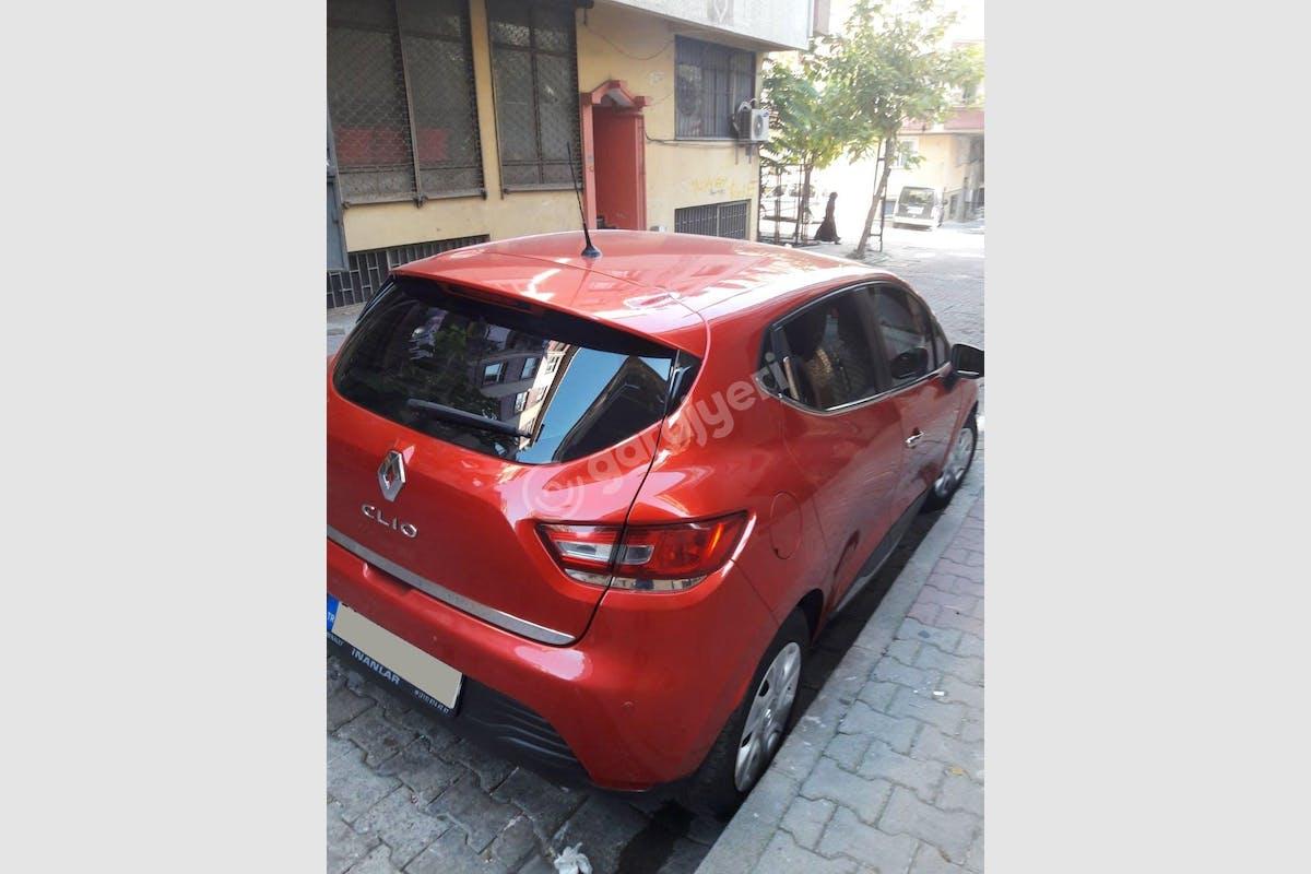 Renault Clio Avcılar Kiralık Araç 2. Fotoğraf