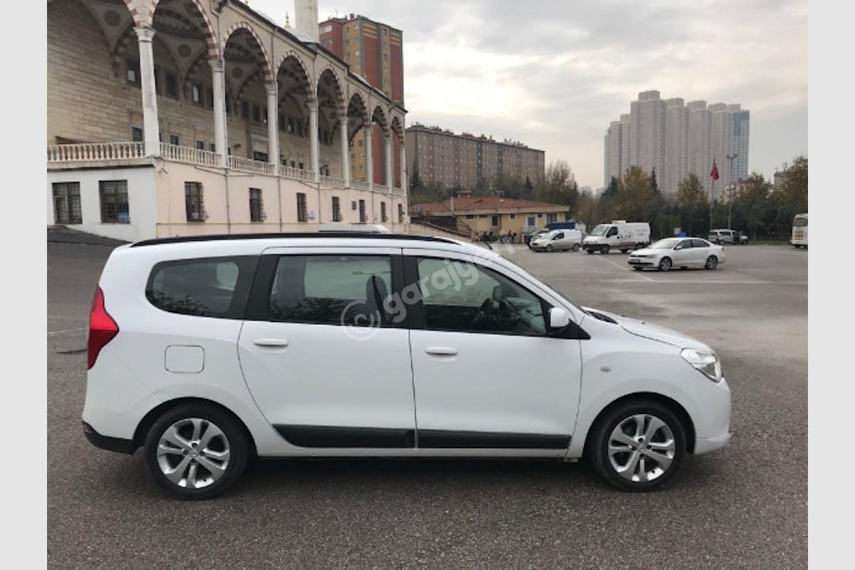 Dacia Lodgy Ataşehir Kiralık Araç 7. Fotoğraf