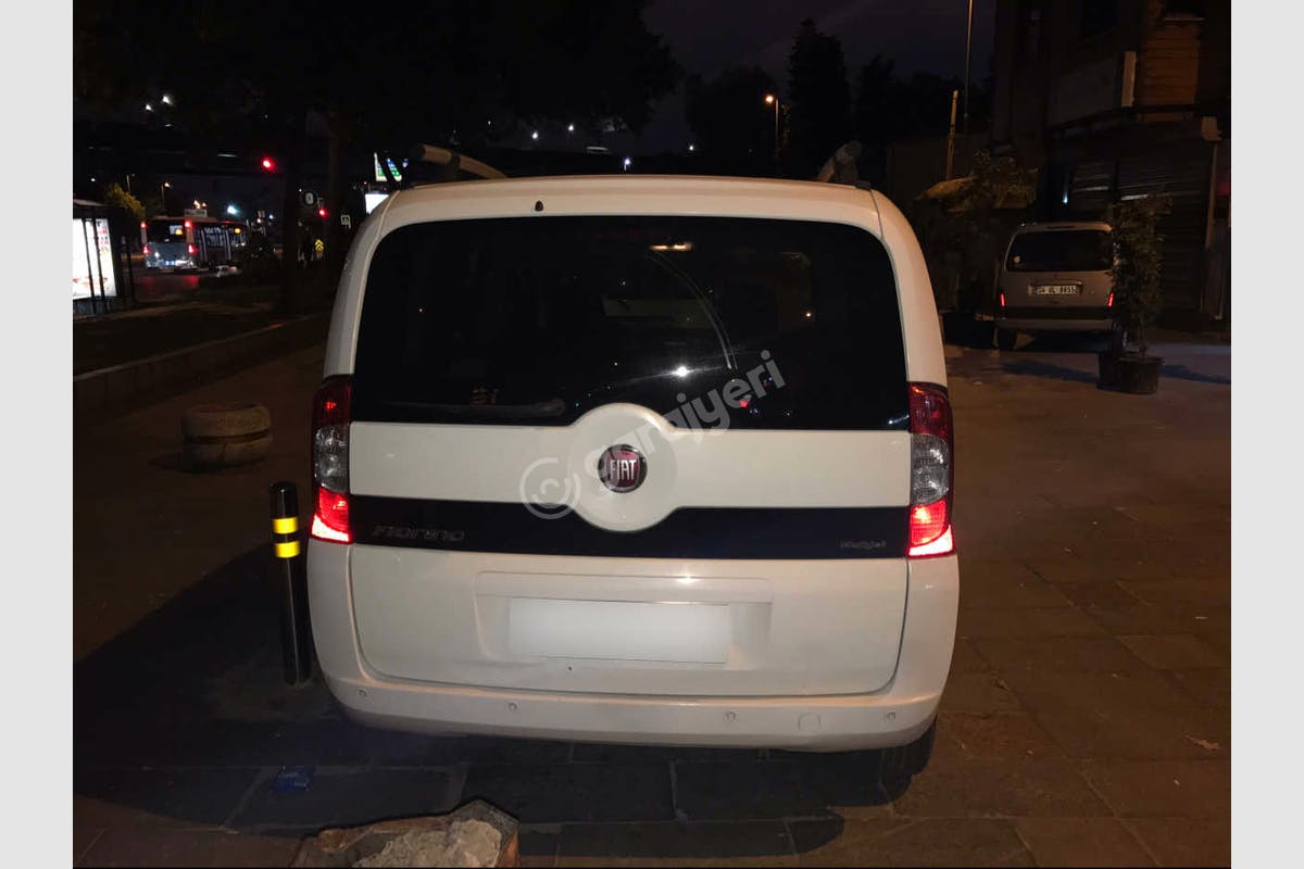 Fiat Fiorino Kağıthane Kiralık Araç 4. Fotoğraf