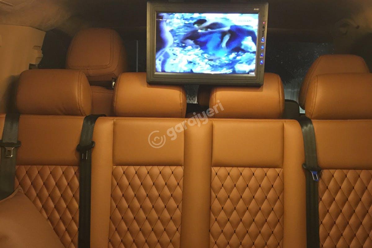 Mercedes - Benz Vito Kadıköy Kiralık Araç 4. Fotoğraf