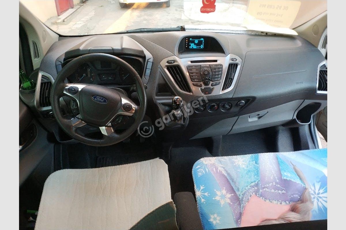 Ford Tourneo Custom Gebze Kiralık Araç 8. Fotoğraf