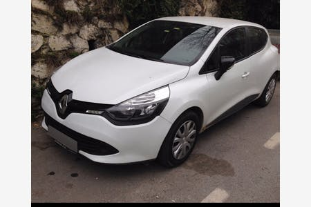 Kiralık Renault Clio , İstanbul Kadıköy
