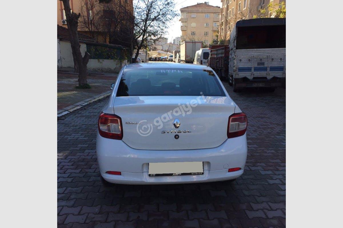 Renault Symbol Maltepe Kiralık Araç 4. Fotoğraf
