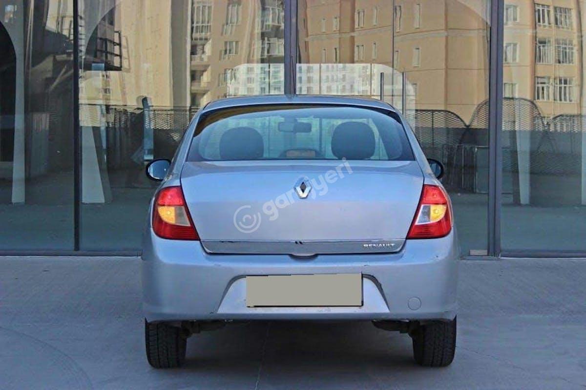 Renault Symbol Küçükçekmece Kiralık Araç 4. Fotoğraf