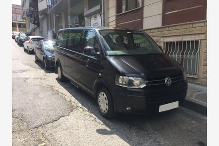 Kiralık Volkswagen Caravelle 2015 , İstanbul Kağıthane