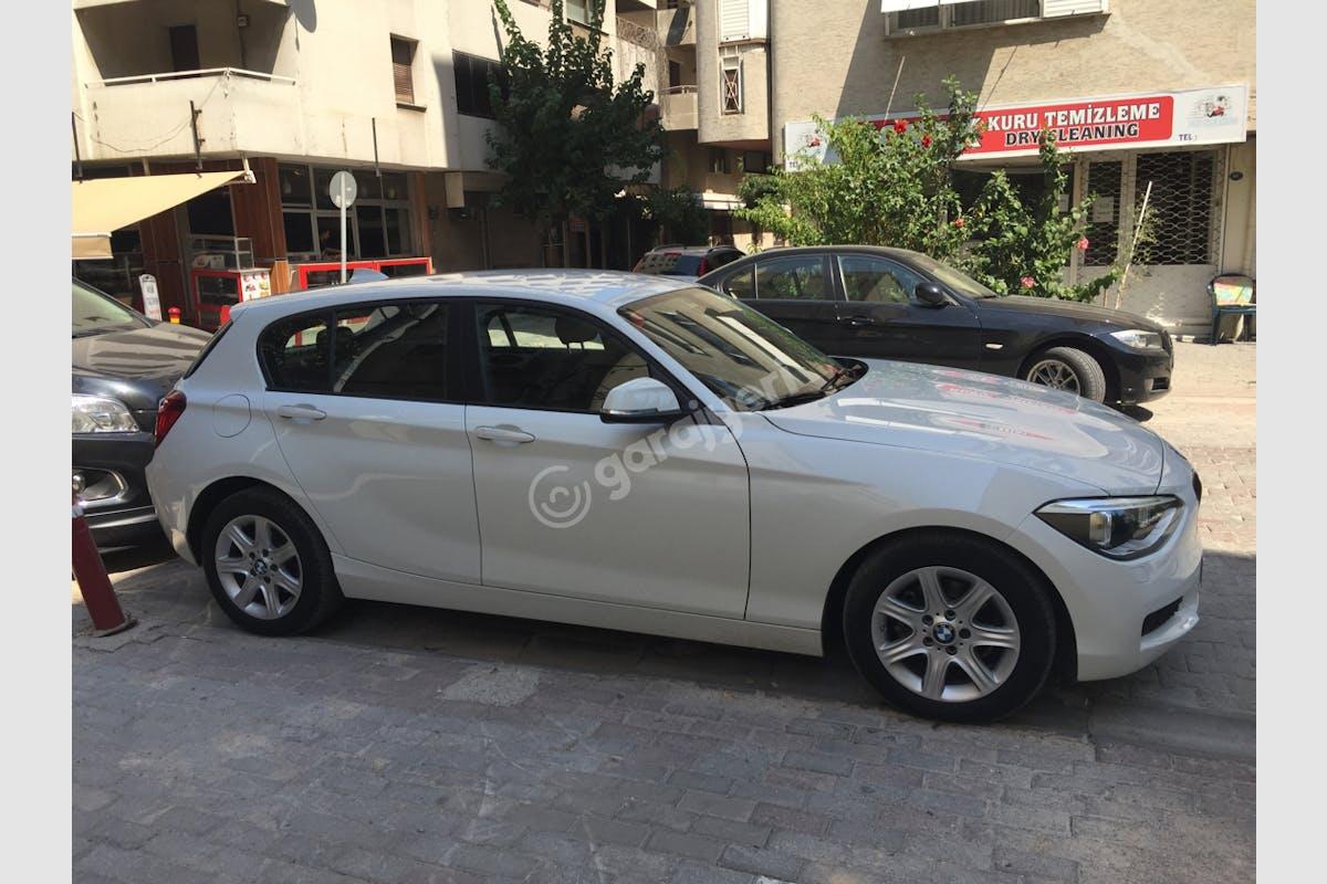 BMW 1 Konak Kiralık Araç 2. Fotoğraf