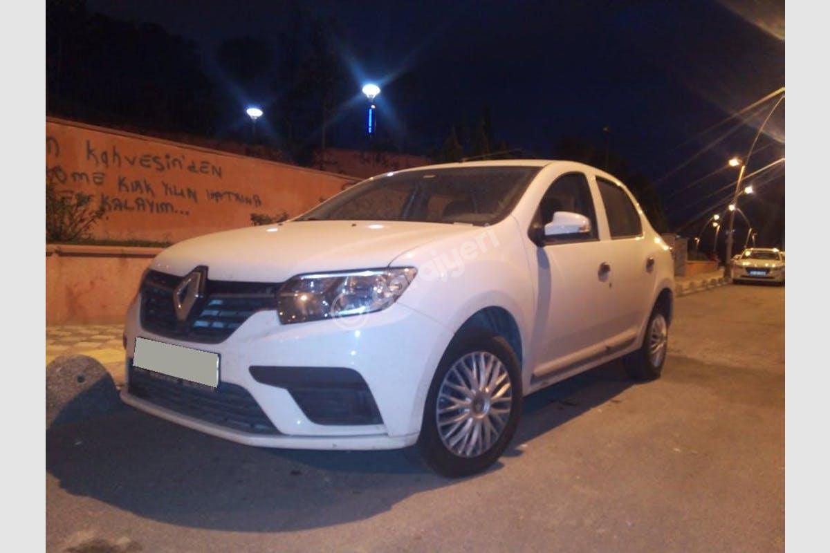 Renault Symbol Kağıthane Kiralık Araç 6. Fotoğraf