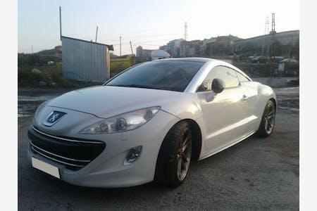 Kiralık Peugeot RCZ 2011 , İstanbul Sultangazi