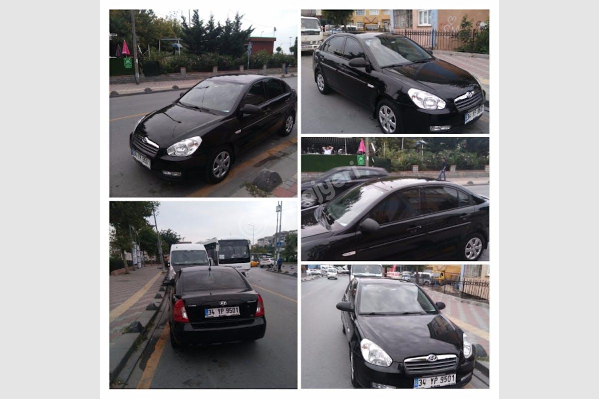 Hyundai Accent Era Esenler Kiralık Araç 5. Fotoğraf