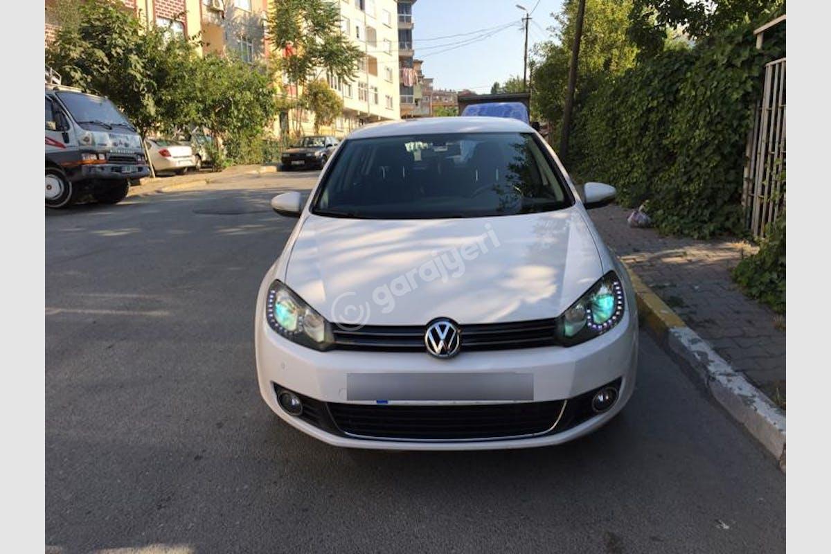 Volkswagen Golf Eyüp Kiralık Araç 1. Fotoğraf