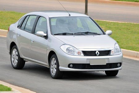 Kiralık Renault Symbol 2012 , İzmir Balçova