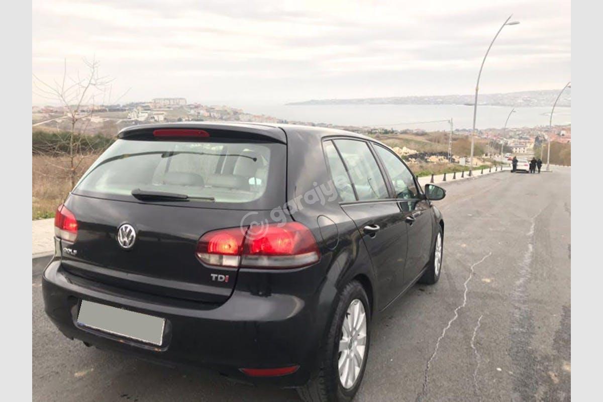 Volkswagen Golf Şişli Kiralık Araç 3. Fotoğraf