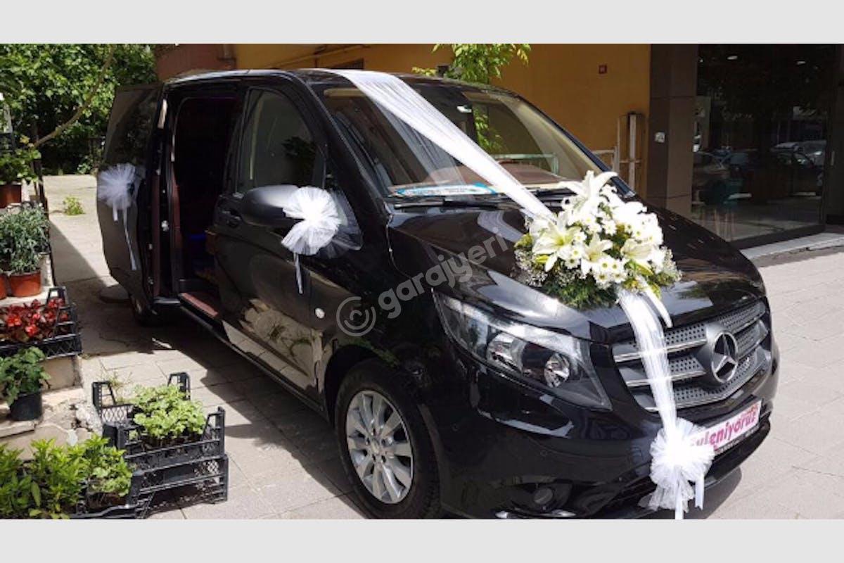 Mercedes - Benz Vito Fatih Kiralık Araç 1. Fotoğraf