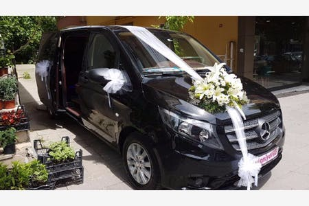 Kiralık Mercedes - Benz Vito 2017 , İstanbul Fatih