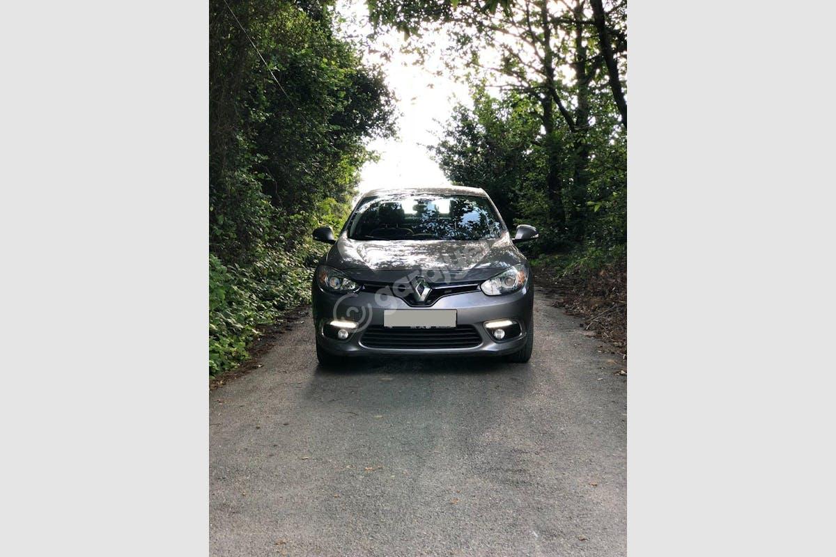 Renault Fluence Beykoz Kiralık Araç 1. Fotoğraf