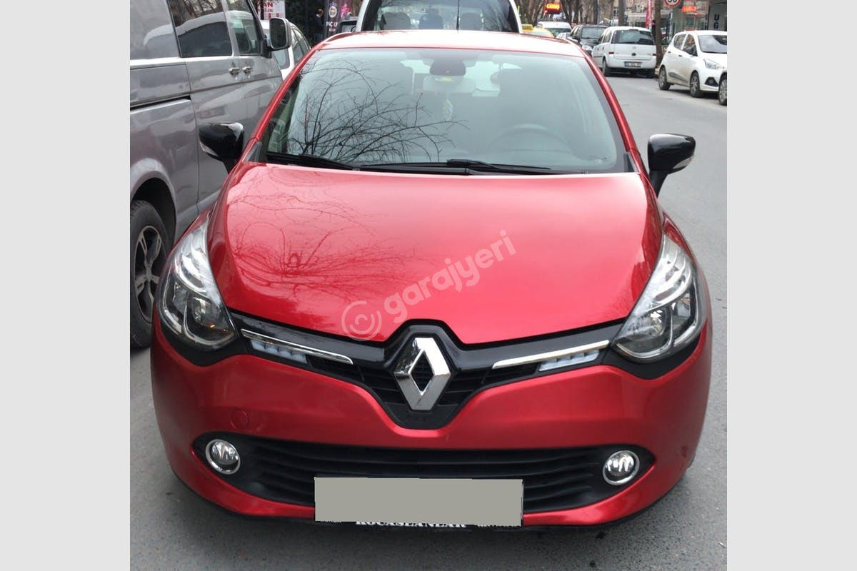 Renault Clio Fatih Kiralık Araç 1. Fotoğraf