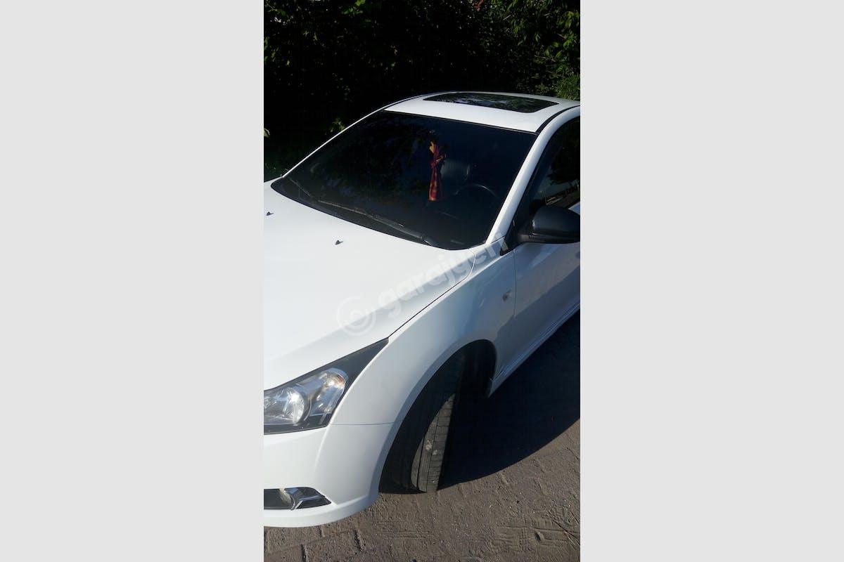 Chevrolet Cruze Küçükçekmece Kiralık Araç 9. Fotoğraf