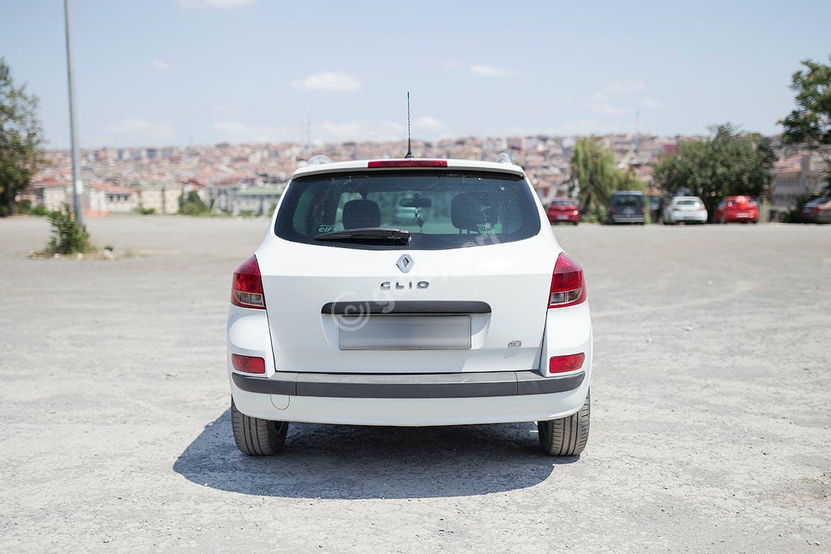 Renault Clio Bahçelievler Kiralık Araç 6. Fotoğraf