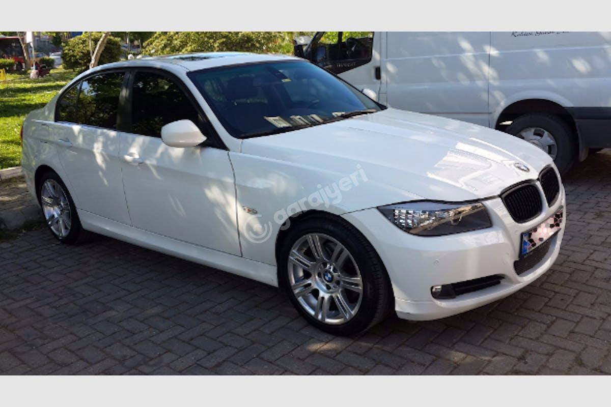 BMW 3 Buca Kiralık Araç 3. Fotoğraf