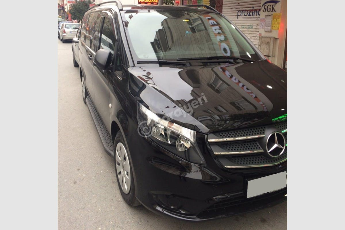 Mercedes - Benz Vito Güngören Kiralık Araç 1. Fotoğraf