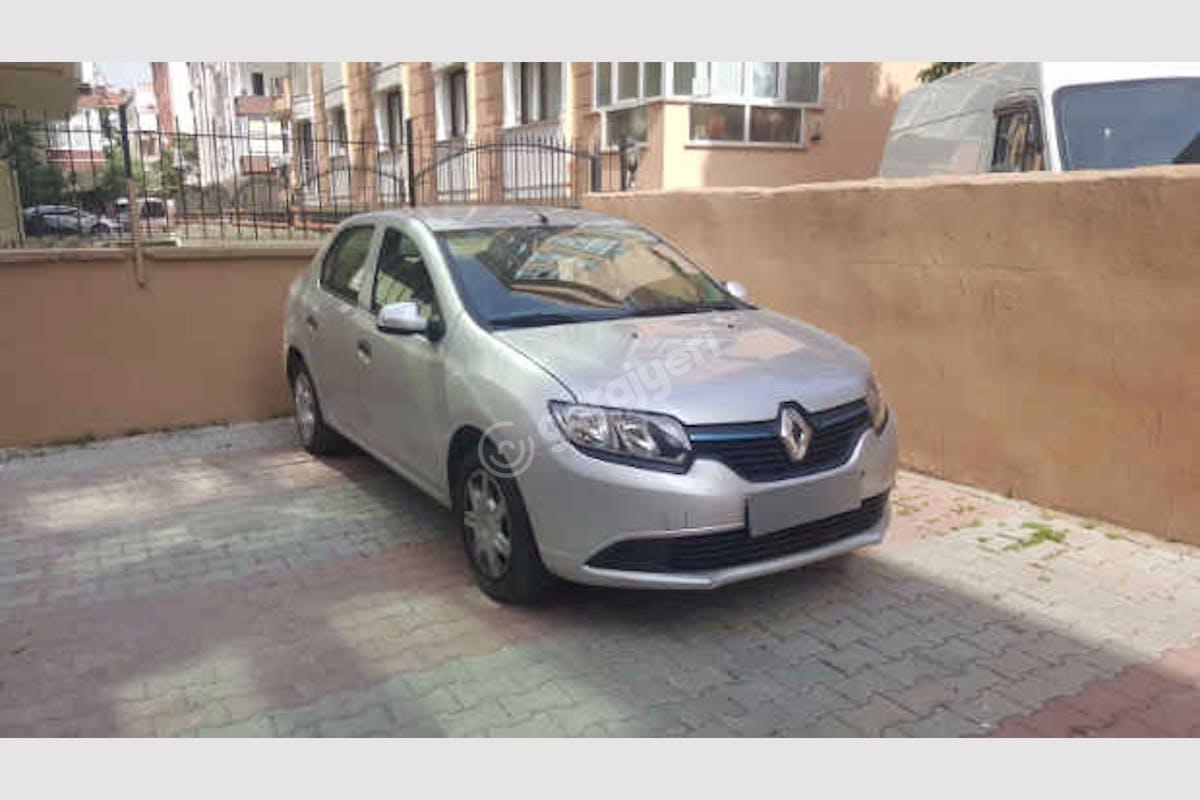 Renault Symbol Güngören Kiralık Araç 1. Fotoğraf