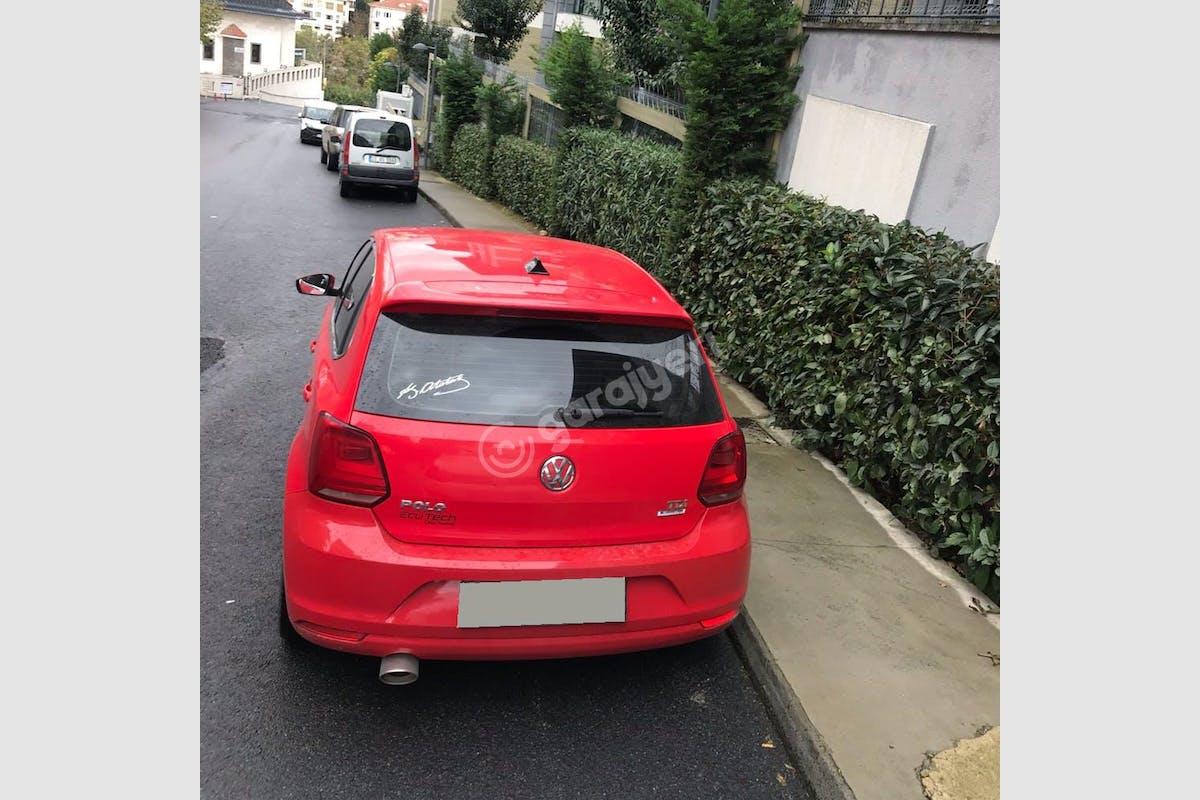 Volkswagen Polo Küçükçekmece Kiralık Araç 3. Fotoğraf
