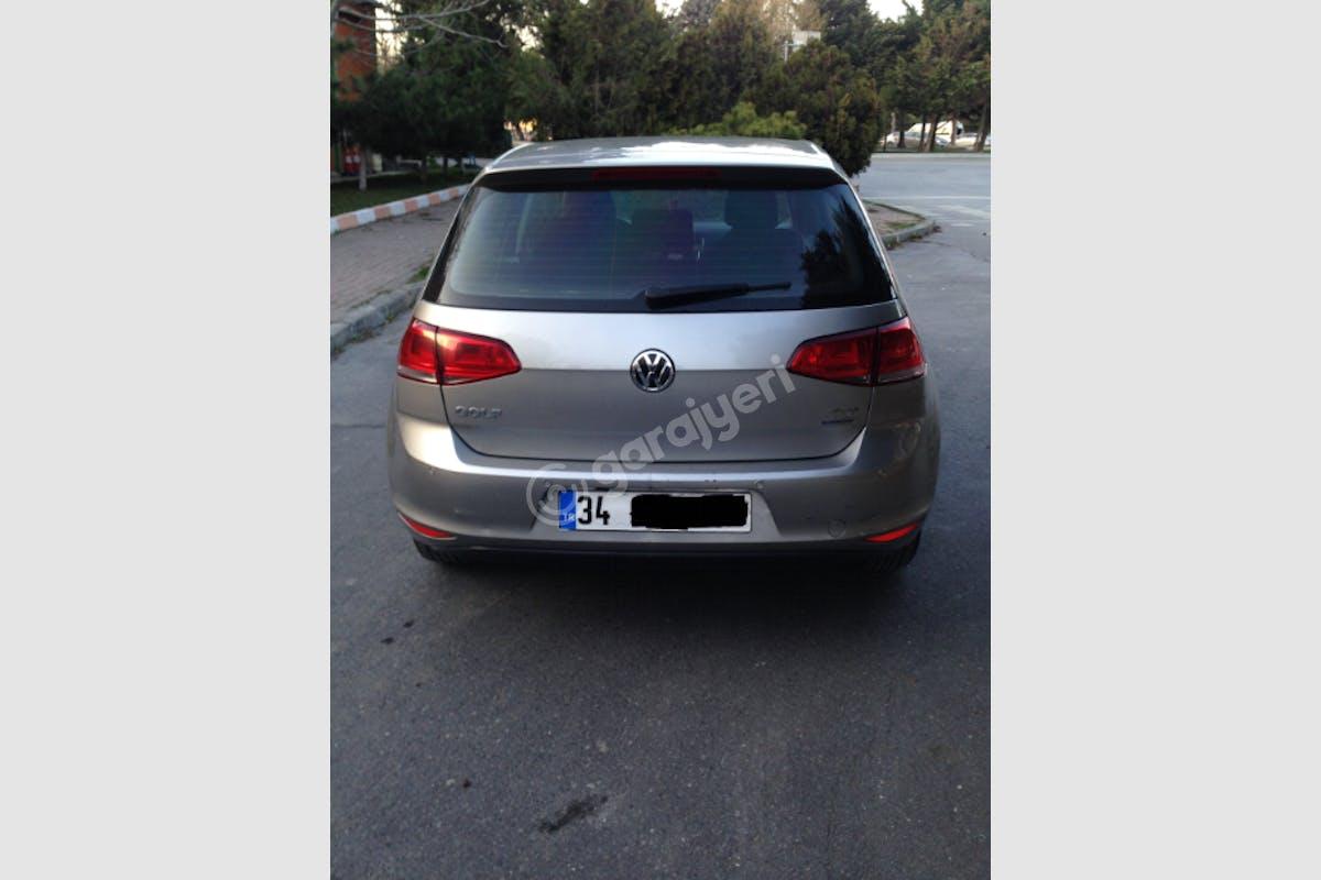 Volkswagen Golf Zeytinburnu Kiralık Araç 5. Fotoğraf