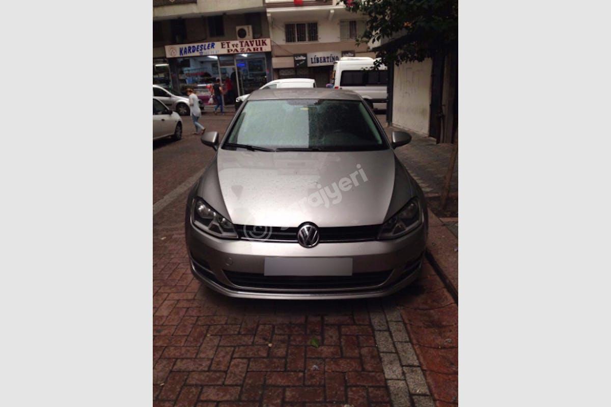 Volkswagen Golf Zeytinburnu Kiralık Araç 1. Fotoğraf