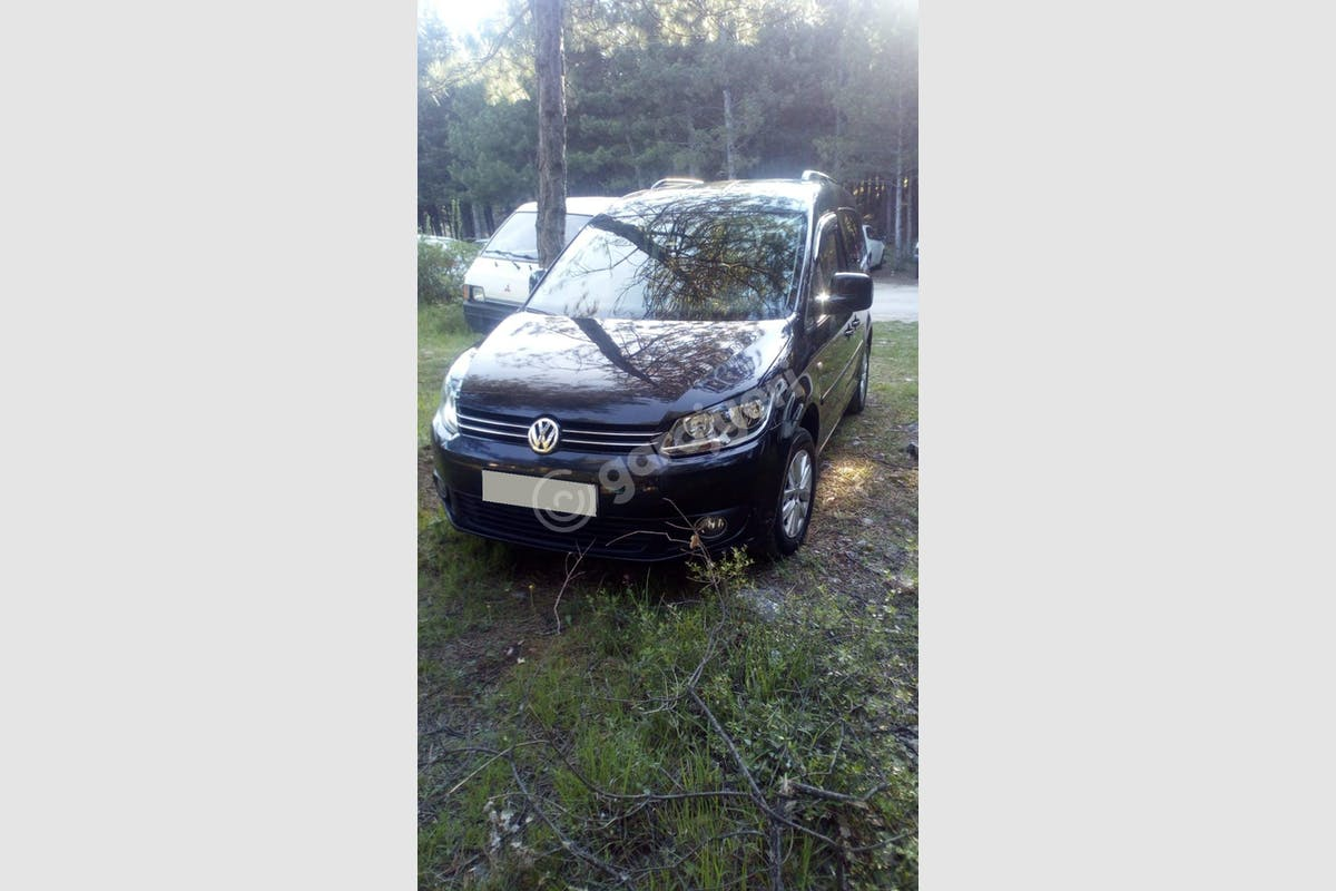 Volkswagen Caddy Safranbolu Kiralık Araç 1. Fotoğraf