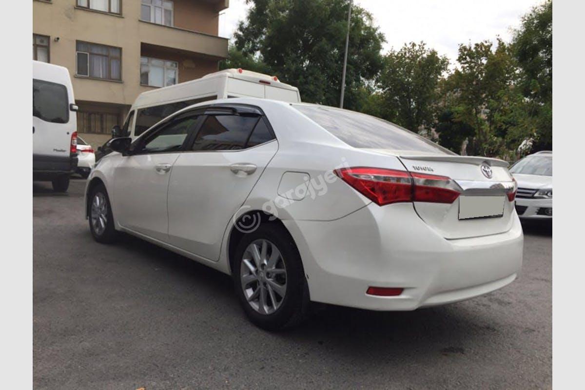 Toyota Corolla Bayrampaşa Kiralık Araç 4. Fotoğraf