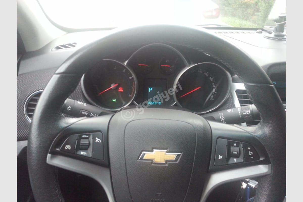 Chevrolet Cruze Ataşehir Kiralık Araç 2. Fotoğraf