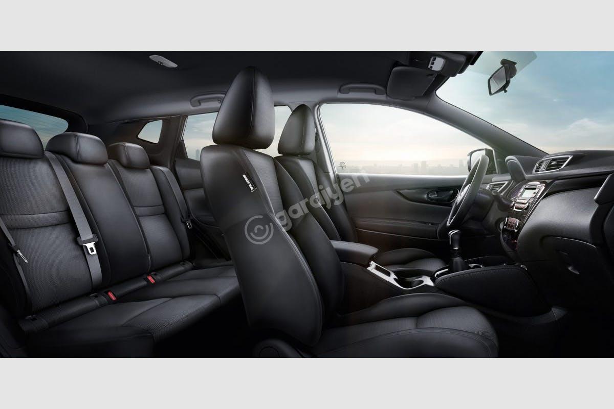 Nissan Qashqai Sarıyer Kiralık Araç 3. Fotoğraf